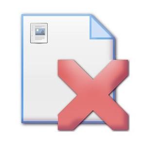 Файл удаления плагина Статьи